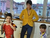 Renata Prokopov se svmi syny