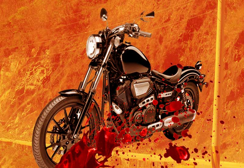 KILLER-MOTORCYCLE
